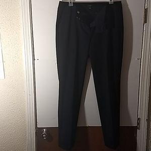 Ann Taylor Black Dress Pants SZ 8